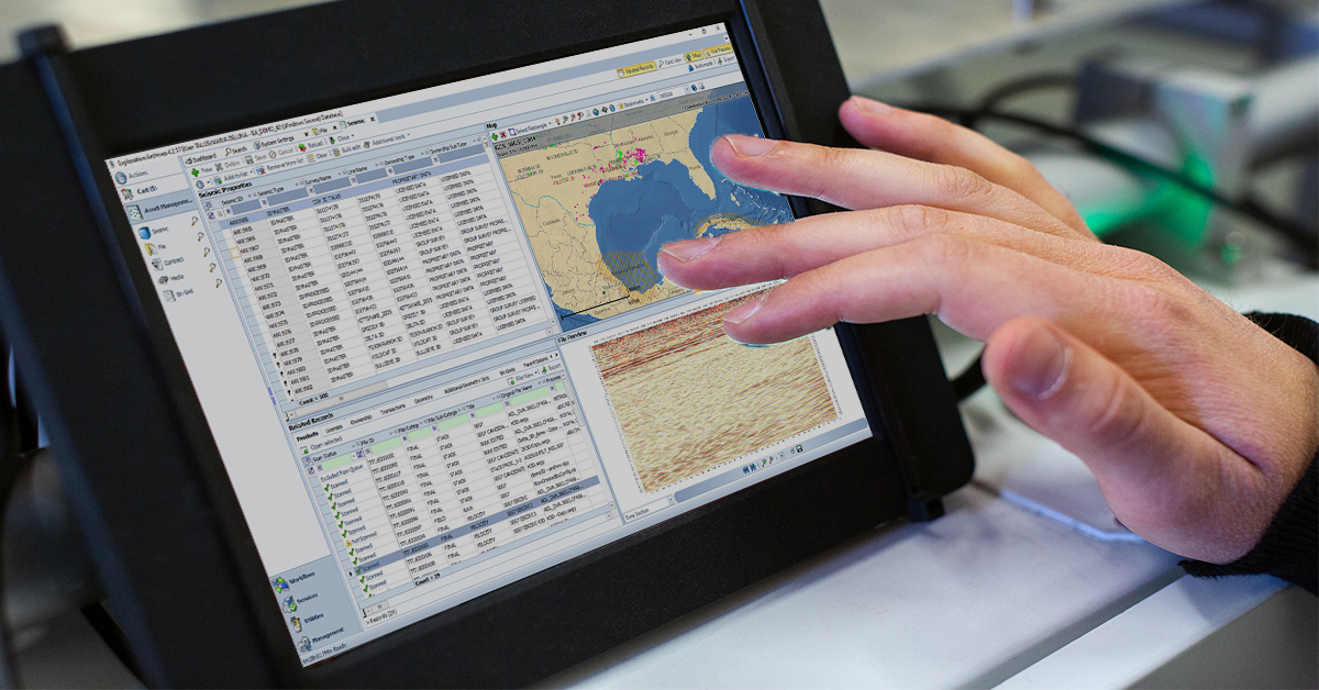 What Sets Our Geophysical Data Management Software Apart From the Competition