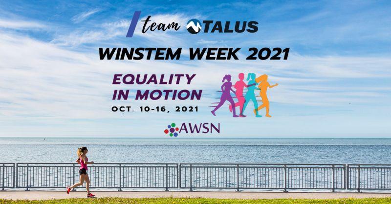Oct. 10 – 16 is WinSTEM week!